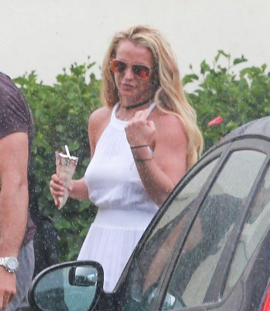 W jakiej formie jest Britney Spears? (FOTO)