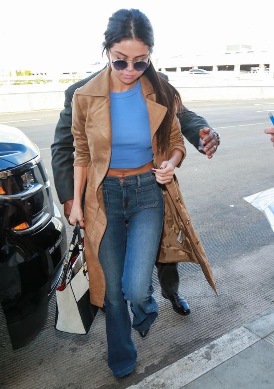 Selena Gomez bardzo schudła (FOTO)