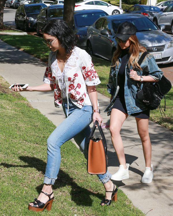 Vanessa Hudgens vs Ashley Tisdale (FOTO)
