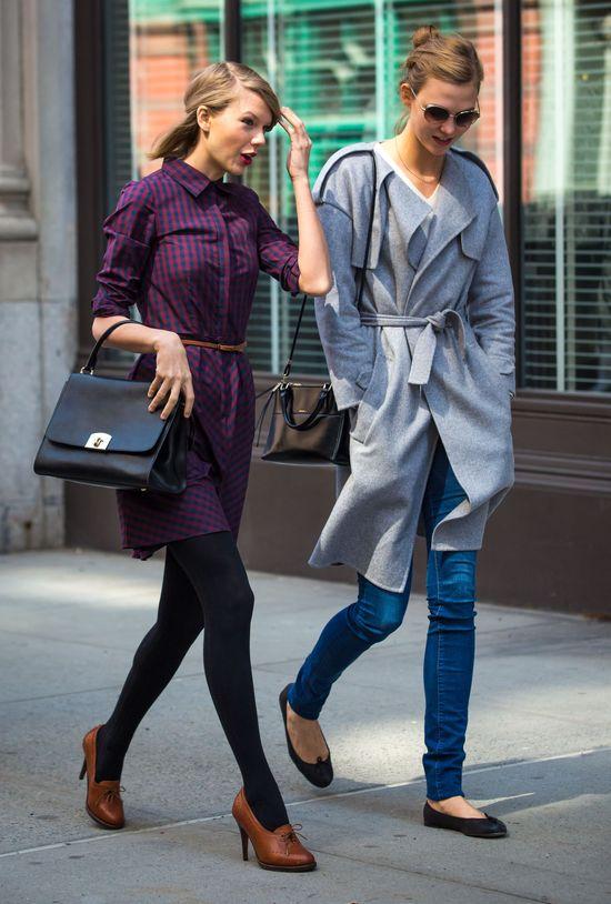 Taylor Swift i Karlie Kloss razem na zakupach (FOTO)