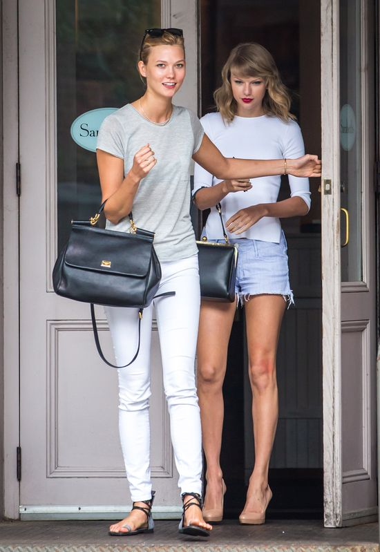 Taylor Swift zgrabniejsza od Karlie Kloss? (FOTO)