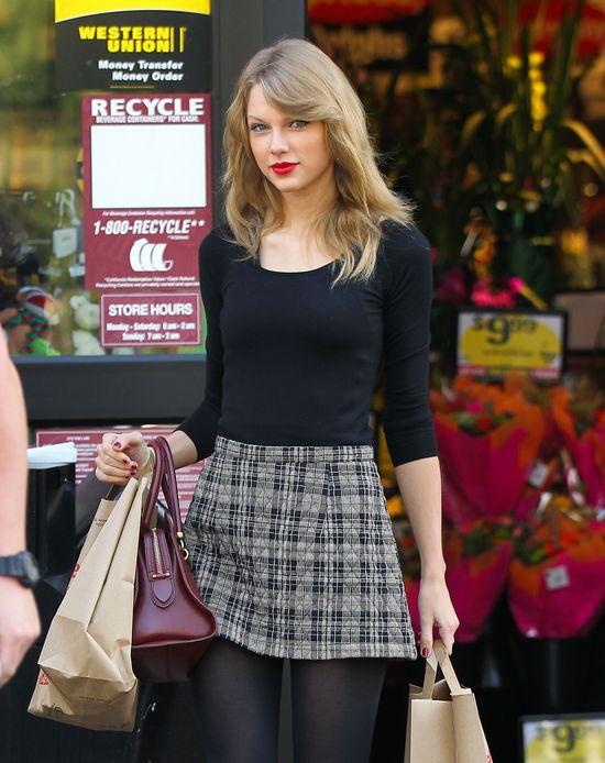 Dwie stylizacje Taylor Swift (FOTO)