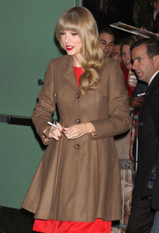 Jesienny szyk Taylor Swift (FOTO)