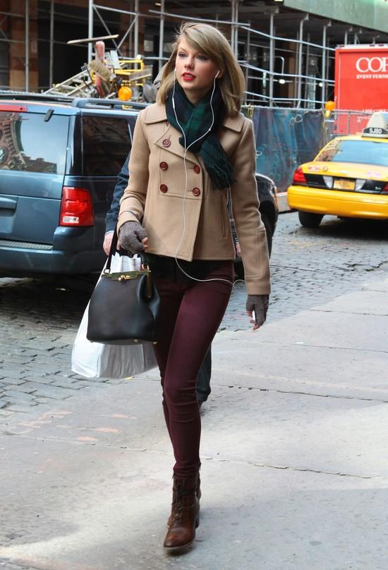 W stylu gwiazd: Taylor Swift