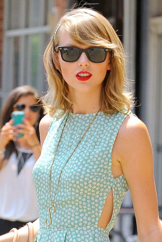 Kloss i Swift wychodzą z siłowni - czy Taylor nie przesadza?