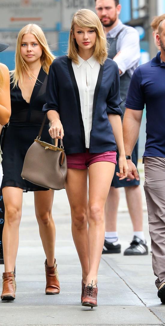 Jakie wymiary ma Taylor Swift?