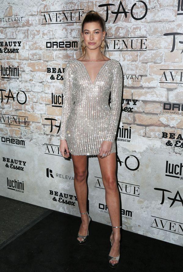 Hailey Baldwin inspiruje się stylem Kylie Jenner? (FOTO)