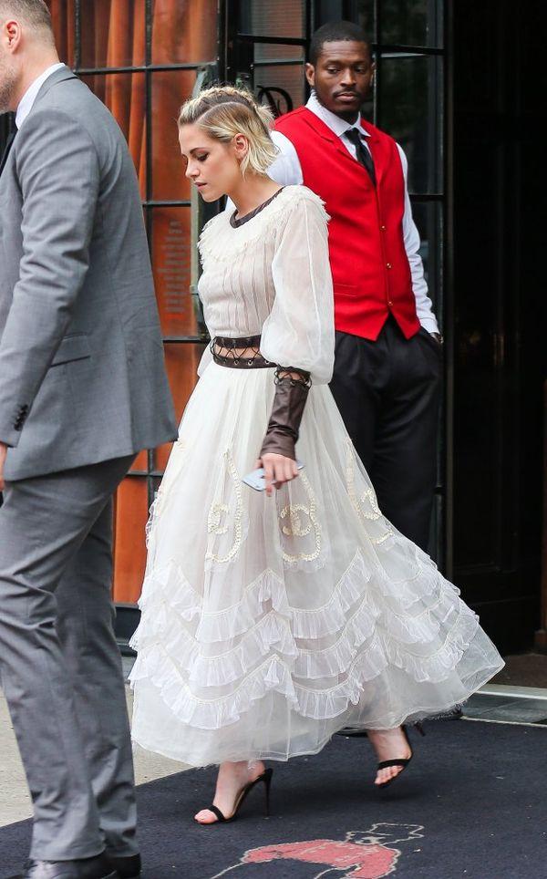 Kristen Stewart udowadnia, że metka Chanel nie gwarantuje sukcesu?