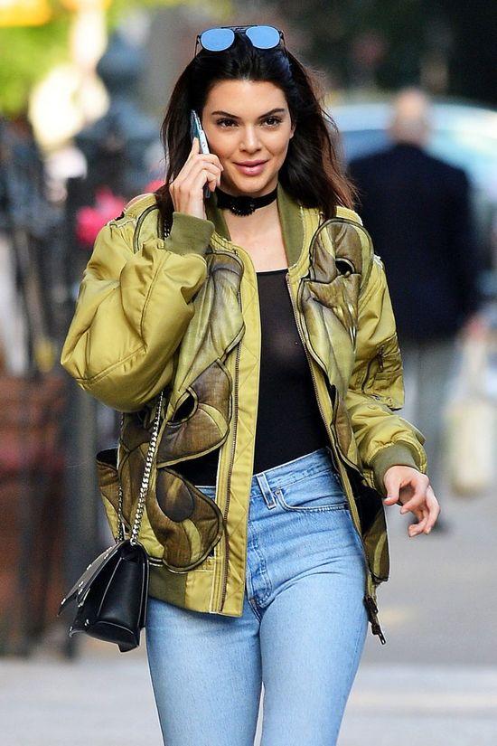 Afera seksualna z Kendall Jenner roli głównej (FOTO)