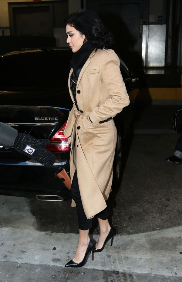 Vanessa Hudgens jak gwiazda starego Hollywood (FOTO)