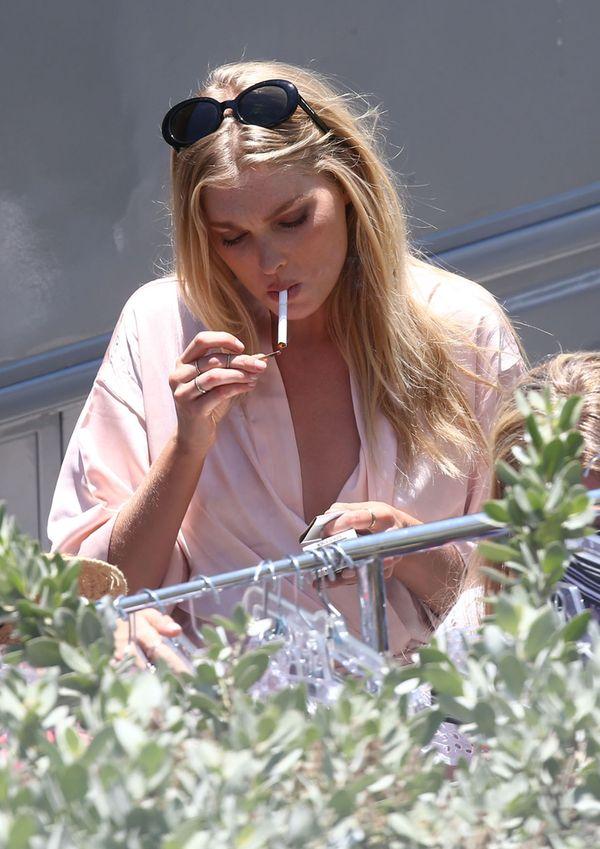 Śliczny Aniołek Victoria's Secret, Elsa Hosk, śmierdzi?! (FOTO)