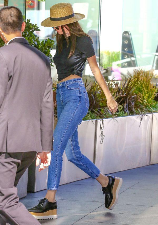 Kendall Jenner to prawdziwa szczęściara (FOTO)