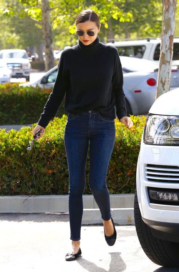 Uwielbiamy codzienny styl Mirandy Kerr! (FOTO)