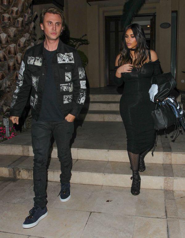 Kim Kardashian i kolejna brzydka kurtka (FOTO)