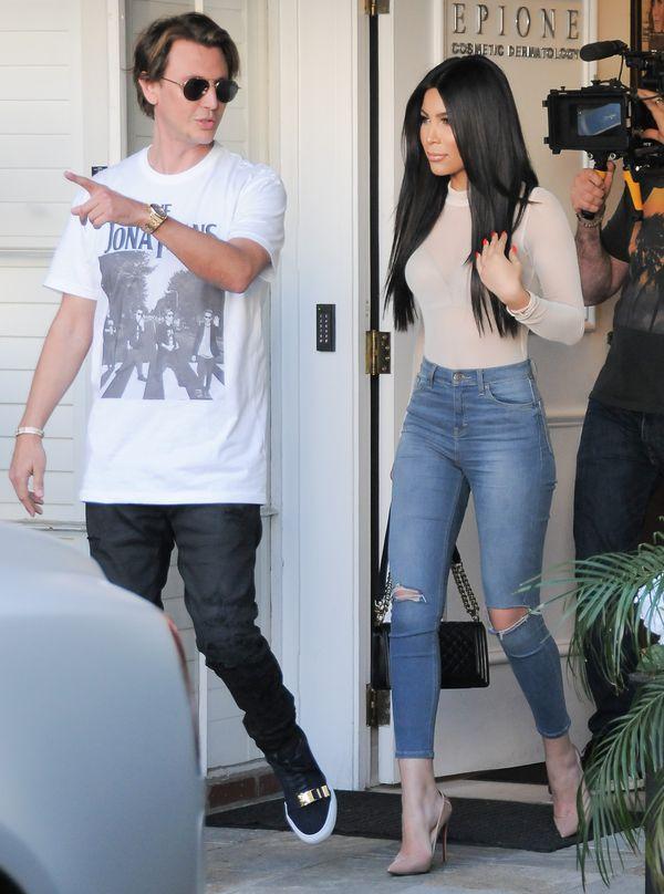 Szok! To nie Kim Kardashian występuje w rodzinnym show?!