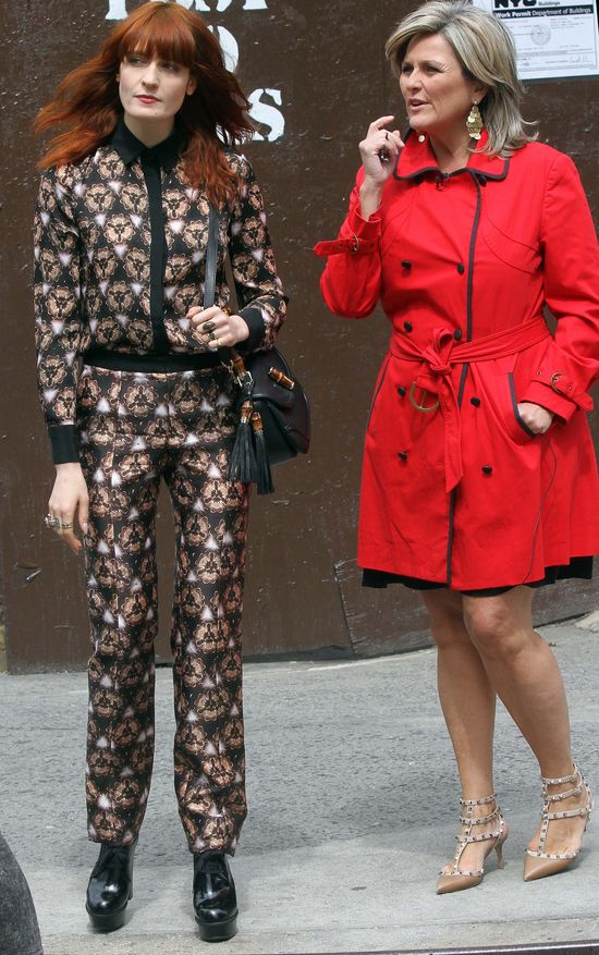 Codzienny styl Florence Welch (FOTO)