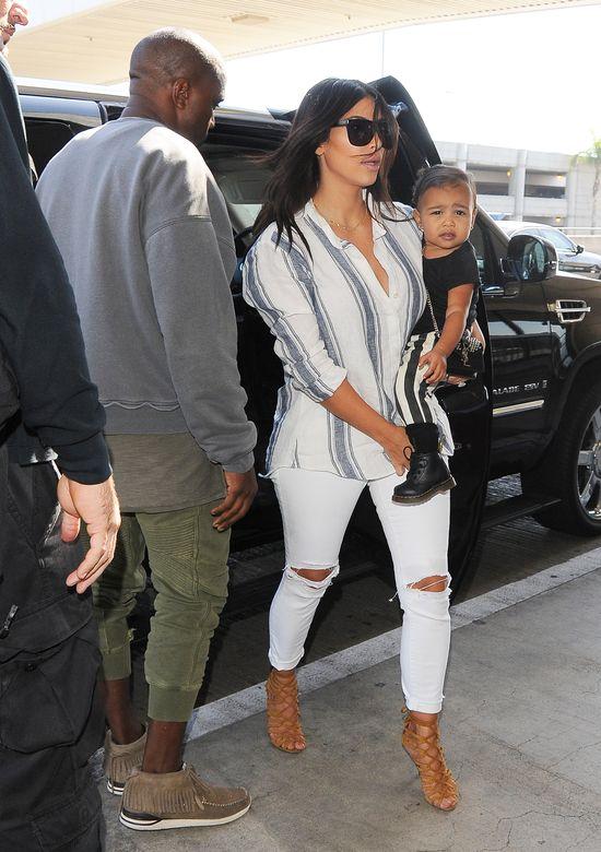 Kim Kardashian i Kendall Jenner w wydaniu szykownym (FOTO)