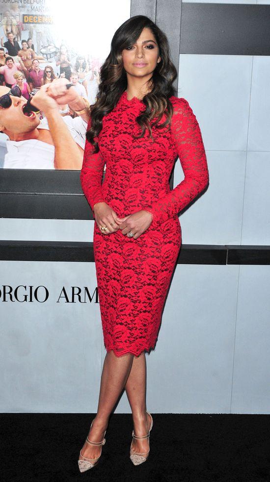 Camila Alves w Dolce & Gabbana (FOTO)