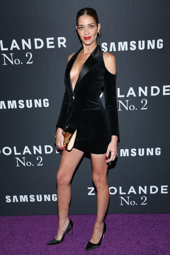 Plejada supermodelek na premierze filmu Zoolander 2 (FOTO)