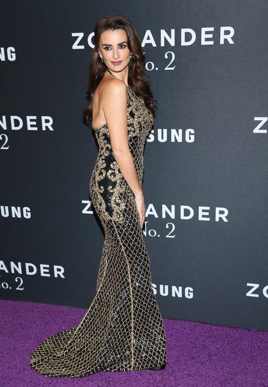 Penelope Cruz zachwyciła na premierze Zoolander 2 (FOTO)