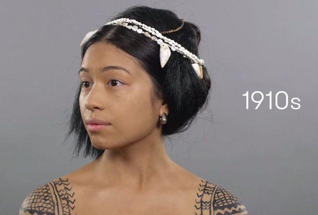 100 lat piękna w minutę, czyli jak zmieniały się Filipinki