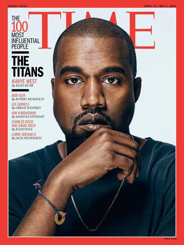 Kim Kardashian na liście najbardziej wpływowych osób świecie