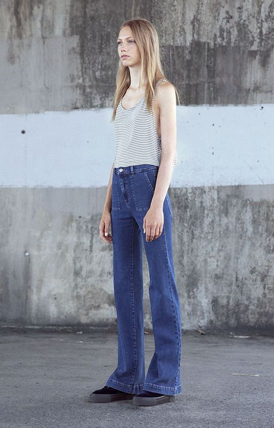 Pull & Bear Jeans - Przewodnik po fasonach na wiosnach