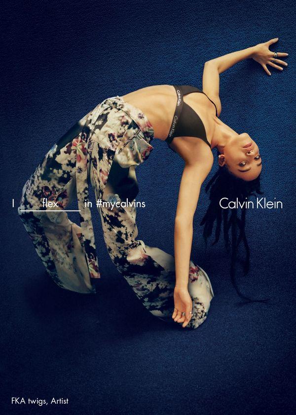 Kendall Jenner w kampanii Calvin Klein! (FOTO)
