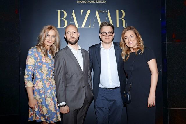 Kreacje gwiazd na imprezie Harper's Bazaar 2014 (FOTO)
