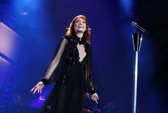 Florence Welch w Gucci (FOTO)