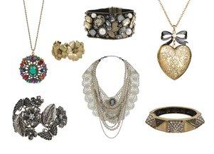 Biżuteria od Forever 21