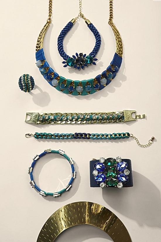 Parfois kolekcja biżuterii wiosna-lato 2013