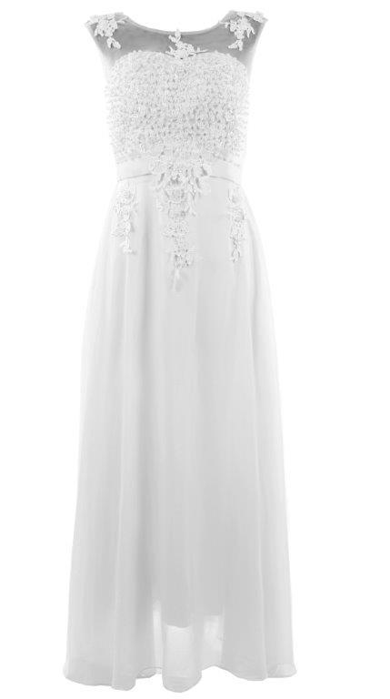 Sukienki na ślub cywiliny od 170-400 zł (FOTO)