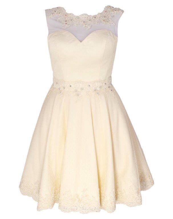 Modne sukienki na ślub cywilny -