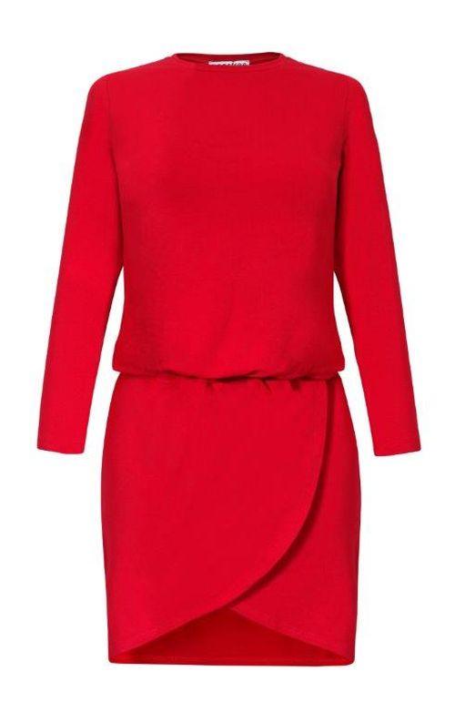 Modne czerwone sukienki nie tylko na Walentynki (FOTO)