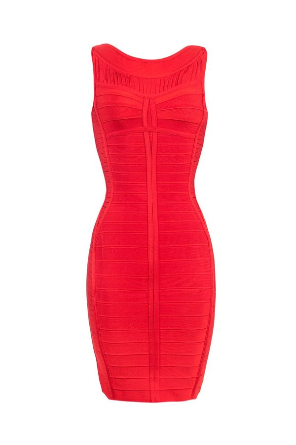 Bandażowe sukienki Yoshe - przegląd seksownych modeli (FOTO)