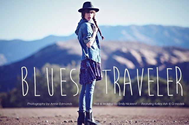 Free People - kolekcja w bluesowym klimacie (FOTO)