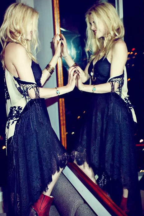 Free People lookbook październik 2013