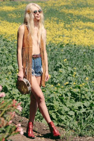 Festiwalowy lookbook Free People 2016 (FOTO)