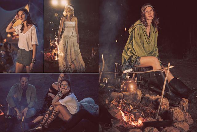Free People - zobaczcie piękne zdjęcia z kwietniowego katalogu