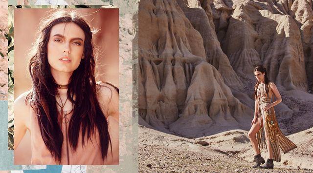 Zobaczcie najnowszy lookbook Free People - Desert Drifter