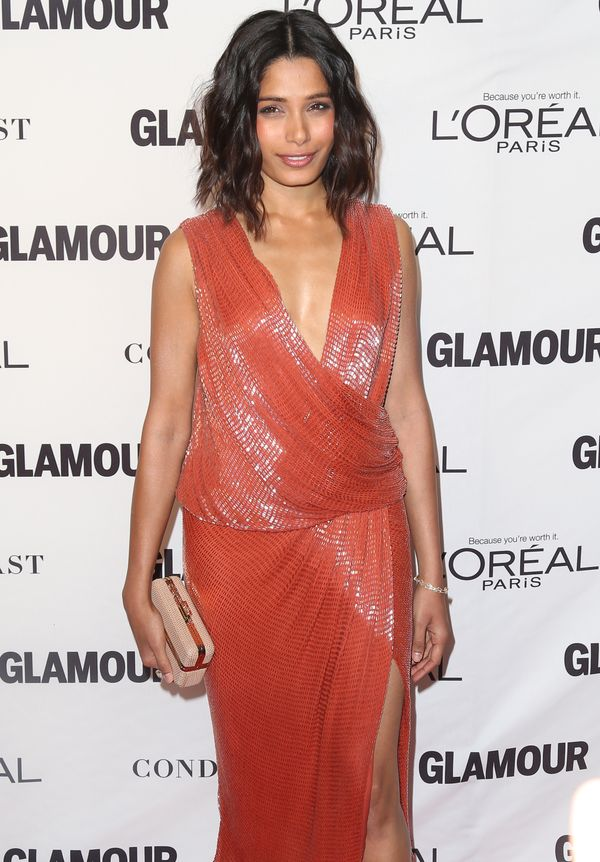 Gwiazdy i modelki na gali Kobieta Roku Glamour (FOTO)