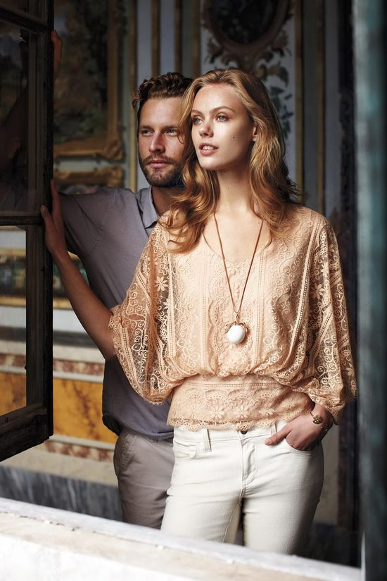 Frida Gustavsson for Anthropologie August 2013