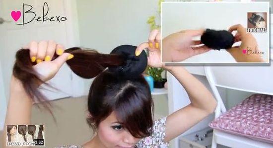 Elegancka i niebanalna fryzura na wesele (VIDEO)