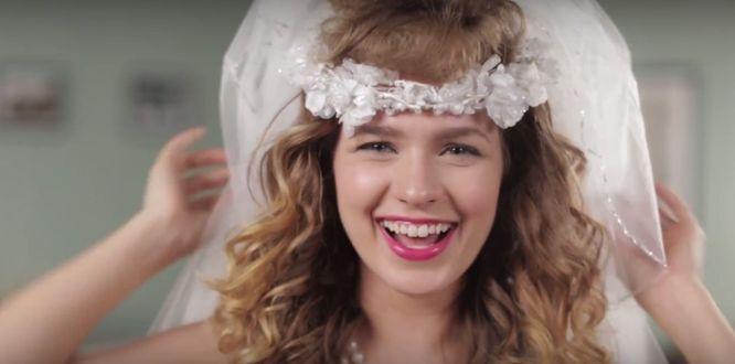 Tak zmieniała się moda na fryzury ślubne  od lat 60. (VIDEO)
