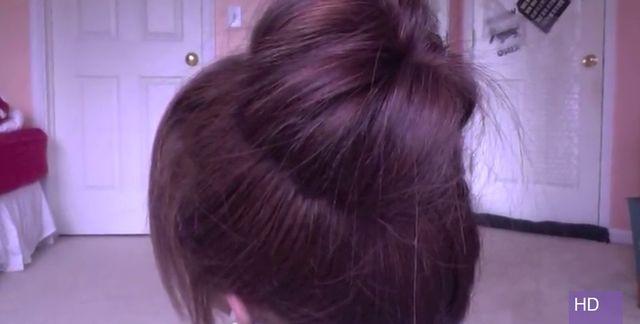 Krok po kroku - Jak zrobić wysoki kok (VIDEO)