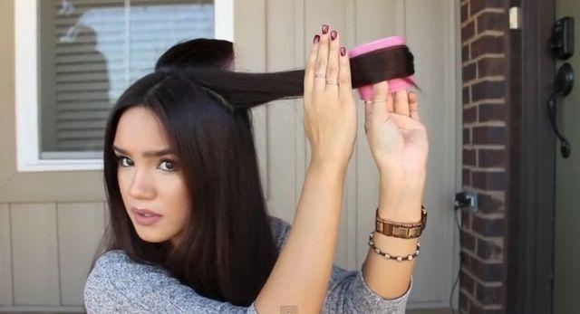 A może fryzura w stylu Aniołka Victoria's Secret? (VIDEO)