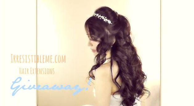 Cztery fryzury godne księżniczki (VIDEO)