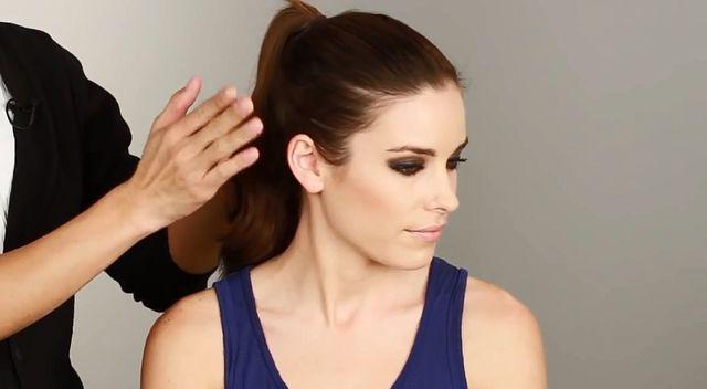 Jak zrobić kok baletnicy (FOTO+VIDEO)