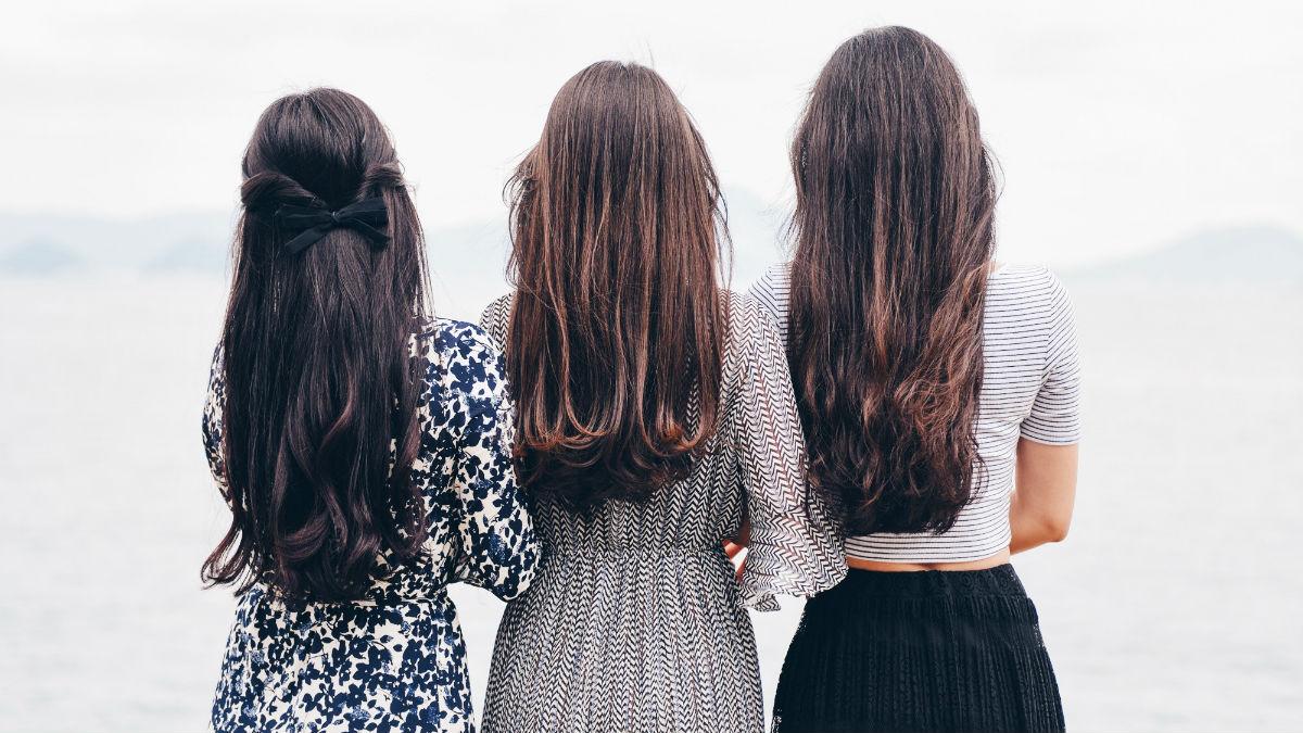 Jak Uczesać Długie Włosy Dobór Fryzury Do Kształtu Twarzy Zeberkapl